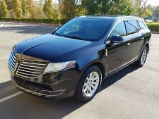 2018 Lincoln MKT Livery AWD Sport Utility 4-Door