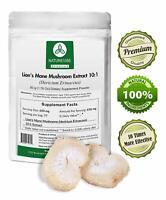 BEST Lions Mane Mushroom Powder Lion's Mane Mushroom Extract Lions Mane Spores