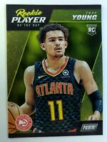 2018-19 Panini Rookie Player of the Day Trae Young RC #R5, Atlanta Hawks