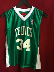 NBA Paul Pierce Boston Celtics Woman's New Jersey small