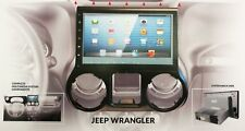 """2016 2017 2018 JEEP WRANGLER 10"""" LCD GPS Bluetooth Touch Screen Radio In-Dash"""