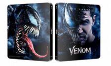 Venom Blu-ray Steelbook 3D 2D +Bonus Disc E5B Filmarena Numbered 400