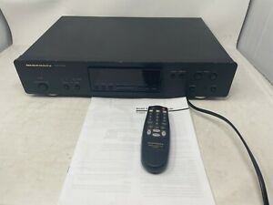 Marantz ST6000 AM/ FM Stereo Tuner With Remote Control & User Manual