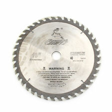 10 inch 40 Teeth Carbide Alloy Circular Saw Blade Disc For Cutting Wood 250mm