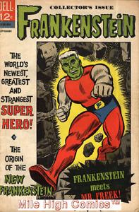 FRANKENSTEIN (1964 Series)  (DELL) #2 Fine Comics Book