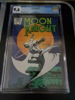 Moon Knight #27 (Marvel) CGC 9.6 Frank Miller Cover, Free Shipping!