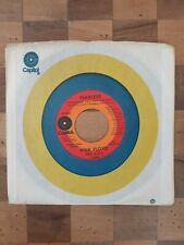 45rpm Vinyl Record Pink Floyd Fearless/One of These Days, Capitol Promo