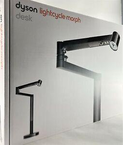 Dyson Lightcycle Morph Arbeitsplatzleuchte schwarz tageslichtweiß-warmweiß - Neu