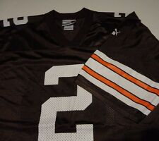 CLEVELAND BROWNS NFL Football Jersey TIM COUCH Never Worn FREE Shipping size XL