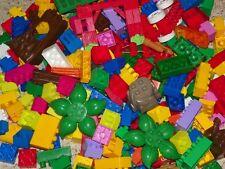 Mega Bloks / Tyco 290 Piece Lot w/ Nickelodeon Kai-lan and Rintoo Pieces