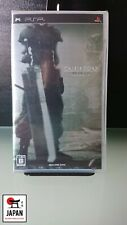 """CRISIS CORE FINAL FANTASY VII """"SILVER ÉDITION"""" - PSP JAPAN - BRAND NEW  - NEUF +"""