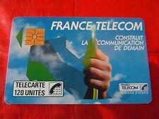 RARE TELECARTE - F 55 - LILLE FIBRE OPTIQUE - 120 U - TTBE - Côte 180 Euros