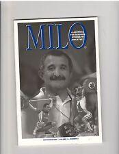 Milo Bodybuilding Strongman Weightlifting Magazine Grikurovi 9-06 vol 14 #3