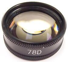 Marcati 78D Indirect Diagnostic Lens / Brand New