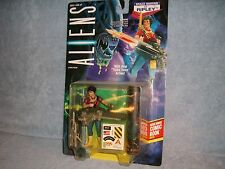 ALIENS Lt. RIPLEY Torch Kenner 1992 MOC space marine Comic Book Dark Horse New