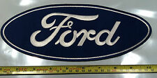 "FORD  10"" x 5 ""  PATCH STREET RAT ROD HOT ROD"