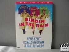 Singin' in the Rain (Dvd, 2002, 2-Disc Set, Two Disc Special Ed) Debbie Reynolds