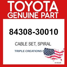 TOYOTA GENUINE 8430830010 CABLE SET SPIRAL 84308-30010
