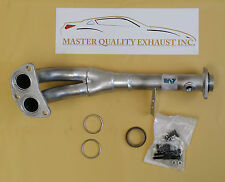 1996, 1997, 1998 HONDA CIVIC 1.6L FRONT PIPE W/ FREE GASKETS & HARDWARE