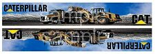 1/87 HO SCALE 53' CAT EQUIPMENT CUSTOM SEMI TRAILER DECAL CUSTOM SIZES AVAILABLE