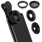 4 in 1 Professional Phone Camera Lens Kit Clip On for iPhone SAMSUNG Smartphone