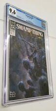 Swamp Thing 92 1990 CGC 9.6 NM Totleban Cover Copper DC Comic Book Alcala