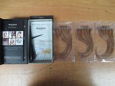 BALMAIN PARIS Doppio Volume Capelli Colore 15cm Estensione 3pcs Caramello 25/27