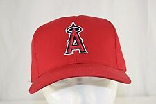 Los Angeles Anaheim Angels Red Baseball Cap Snapback