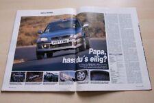 Rallye Racing 1280) Honda Civic 1.8 VTi mit 169PS im TEST auf 2 Seiten