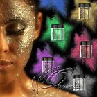Stargazer Cosmetic Loose GLITTER Shaker for Face Body Hair Nail Eyes Lips