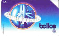 Schede telefoniche rare- private- Bellco n°309 USATA