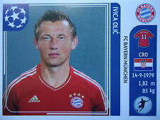Panini 21 Ivica Olic Bayern München UEFA CL 2011/12
