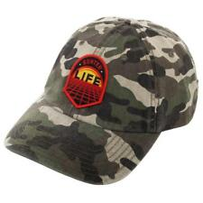 92e6688e9f1 MPBC Camouflage Gunter Life Dad Hat Single Patch Design on Adjustable Cap  Game