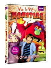 Me & My Monsters (2010) Complete Series, 26 Epidodes, Henson ENG DVD!
