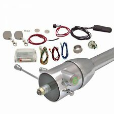 Green One Touch Engine Start Kit with RFID and Column Insert hot rods