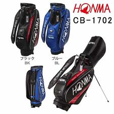 "HONMA GOLF JAPAN TOUR WORLD MEN'S 2017 MODEL CADDY BAG 9x47"" 4.0 kg CB-1702"