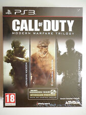 "Call of Duty Modern Warfare Trilogie Jeu Vidéo ""PS3"" Playstation 3"
