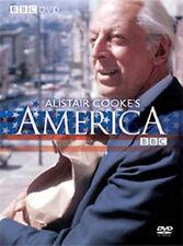 ALISTAIR COOKES AMERICA - DVD - REGION 2 UK