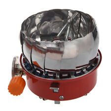 Windproof Stove Cooker Cookware Gas Burner for Camping Picnic Cookout BBQ C E5E0