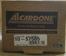 Brake Master Cylinder-Master Cylinder Cardone 10-57585 Reman