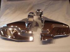 Honda Goldwing GL1800 Chrome Front Engine Covers Years 2012-2017 /45-1695