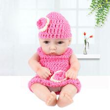 11'' Newborn Silicone Vinyl Baby Doll Dolls Christmas Birthday Gift For kids