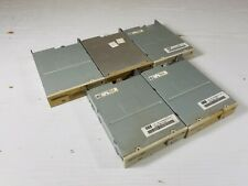 """Lot of 5 Teac FD-235HF Internal 3.5"""" Floppy Drive Used, Tested, and Working"""