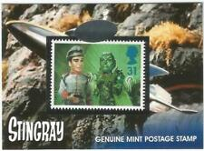 Stingray Gerry Anderson Great British Postage Stamp Card PS1