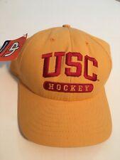 USC Trojans Adult Ball Cap Hat  Hockey  Adjustable  M/L