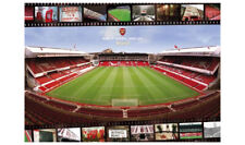 ARSENAL STADIUM HIGHBURY Home of Football Since 1913 Gunners EPL Soccer POSTER