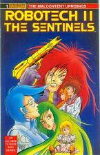 Robotech II: the Sentinels-The malcontent Uprisings # 1 (of 12) (USA, 1989)