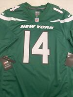 New York Jets Adult Sam Darnold 2019 Alternate Jersey SZ Large 913128 397