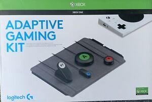 Logitech - G Adaptive Gaming Kit for Xbox Adaptive Controller