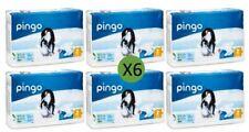 Pingo Couches jetables écologiques Taille 2, 3-6 kg (6 x 42)